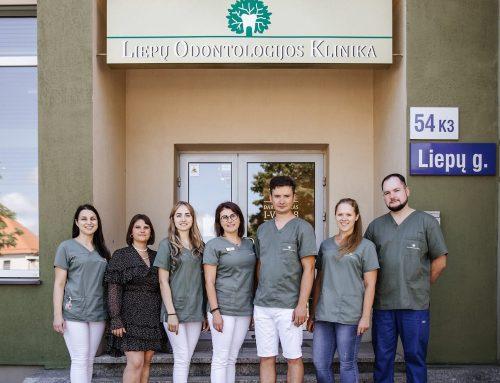 Liepu zobārstniecības klīnika